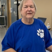 Phyllis Ellis chose Southern Indiana Rehabilitation Hospital to help her recover from the effects of COVID-19